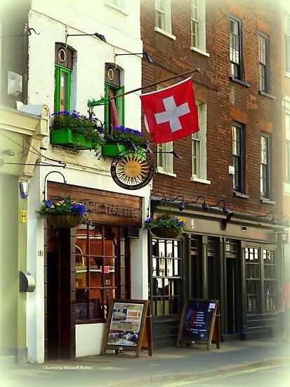 Switzerland in London by Charmiene Maxwell-Batten