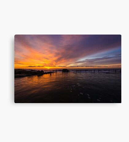 More Maroubra Magic Canvas Print