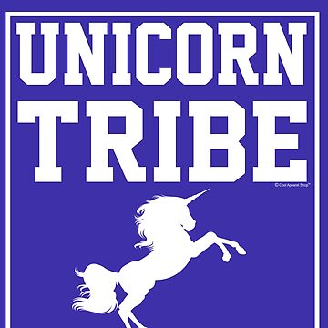 Unicorn Tribe by CoolApparelShop