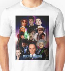 Dr.Who 50th Anniversary Duvet Cover  T-Shirt