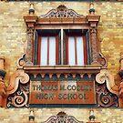 High school (Detroit Cooley High  by VMMGLLC