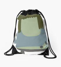 Muscle Man | Regular Show Drawstring Bag