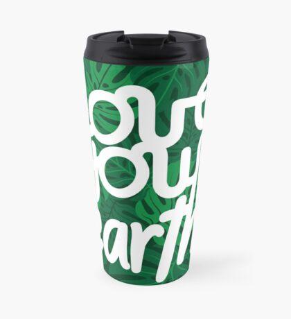 Love your Earth Travel Mug
