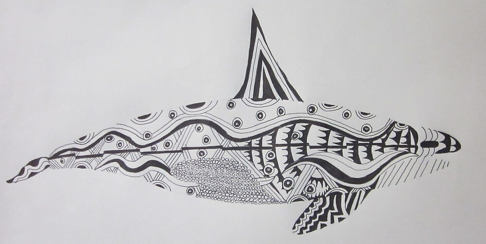 Killer whale by GreenFireSpirit