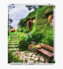bilbo baggins home iPad Case/Skin