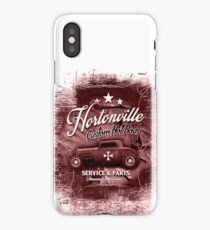 Hortonville custom Hot Rods iPhone Case/Skin