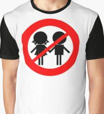 cute couple funny t-shirt Graphic T-Shirt
