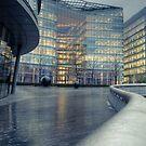 South Bank London by Jakov Cordina