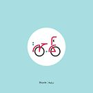 Bicycle - دراجة by haeptik