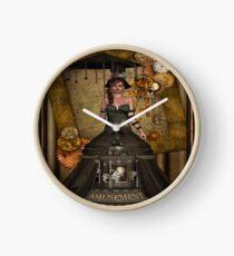 Steam Punk 2  Clock