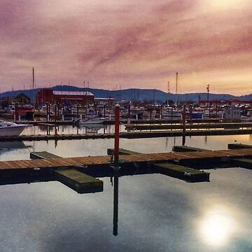 Harbor Mood by Pagani