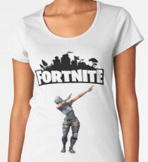 Fortnite - Fortnite Dab Women's Premium T-Shirt