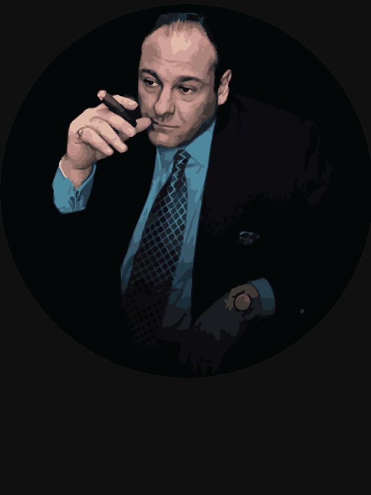 8f0c336712d3 The Sopranos - James Gandolfini