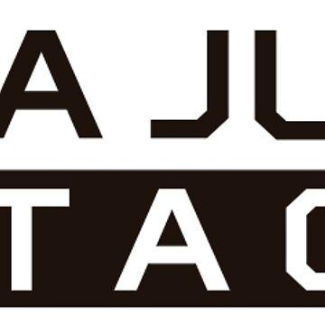 Ragga Jungle Black by tastydaver