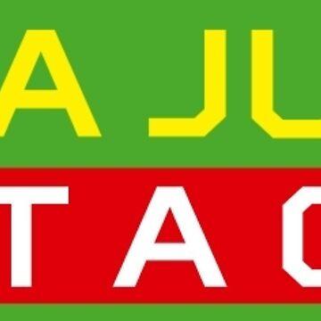 Ragga Jungle RYG by tastydaver
