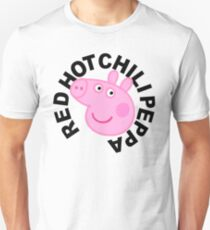 Red Hot Chilli Peppa Slim Fit T-Shirt