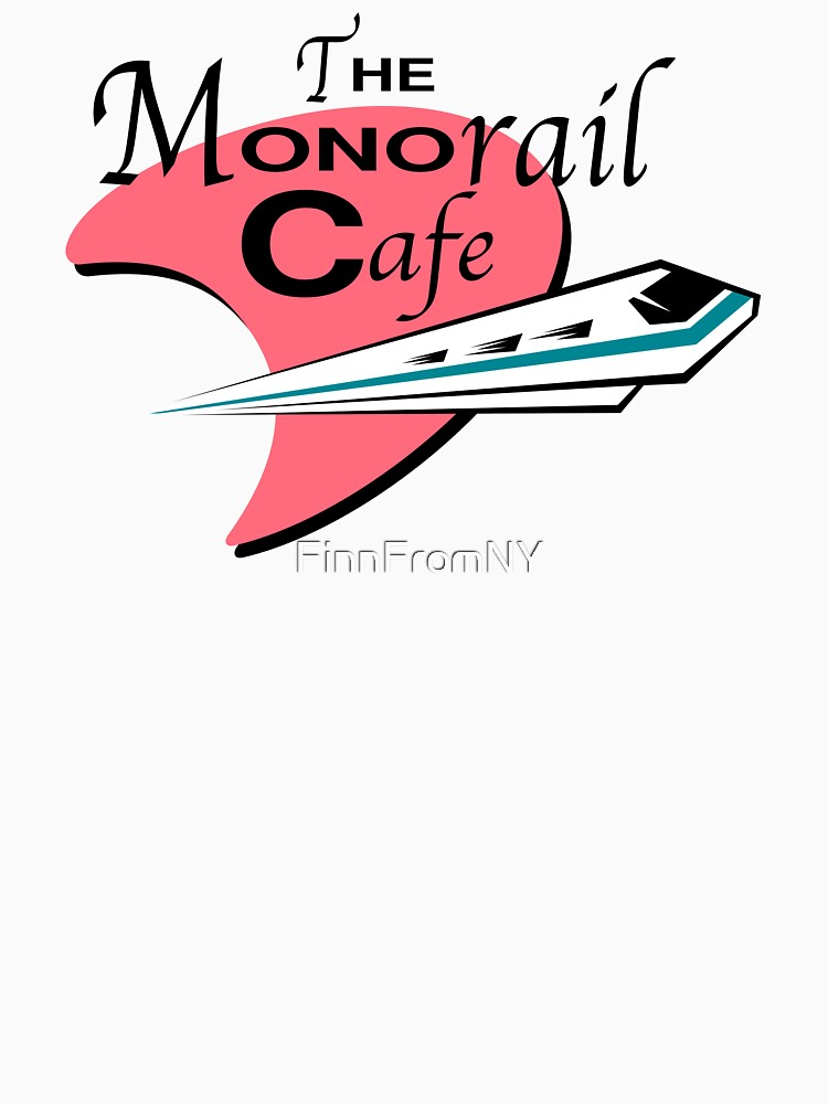 Das Einschienenbahn-Cafe von FinnFromNY