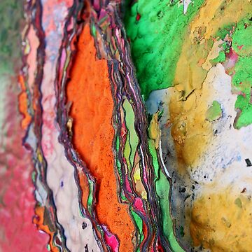 Layers of Color by Spottedlongneck