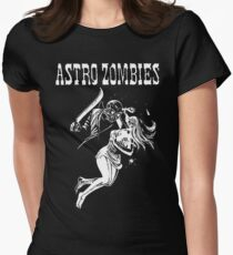 Astro Zombies t shirt Women's Fitted T-Shirt