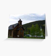 Churches Greeting Card