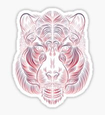 Tigre II Sticker
