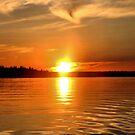 Ohh.. Those Sunsets by Leslie van de Ligt