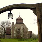 Friston Church by ChelseaBlue