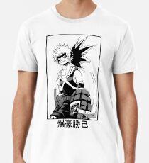 Camiseta premium Katsuki Bakugo