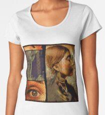 Primitive Pop Women's Premium T-Shirt