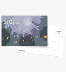 Greetings from Sigil Postcards