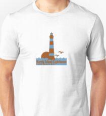 Folly Beach - South Carolina. T-Shirt