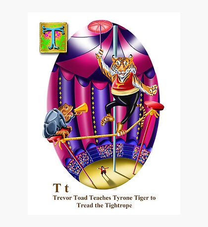 Trevor and Tyronne Photographic Print