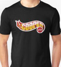 F56 COOPER FLAMES Unisex T-Shirt