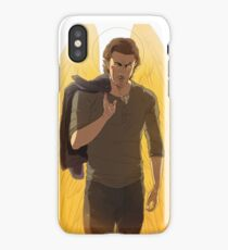 GUESS WHO'S BACK iPhone Case
