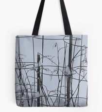 Tomato Cages Tote Bag
