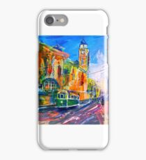 Melbourne Tram iPhone Case/Skin
