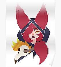 League of Legends - Xayah Poster
