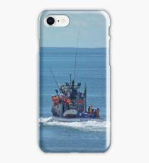 Fishing Boat iPhone Case/Skin