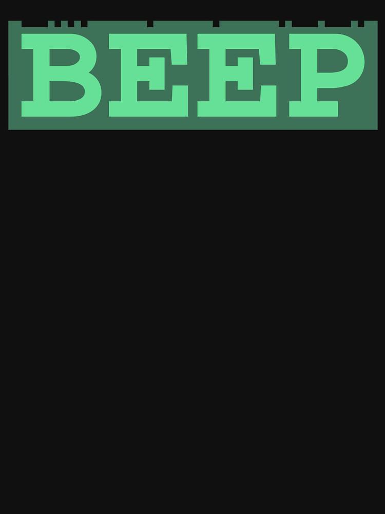 Beep (general logo) by jacknjellify