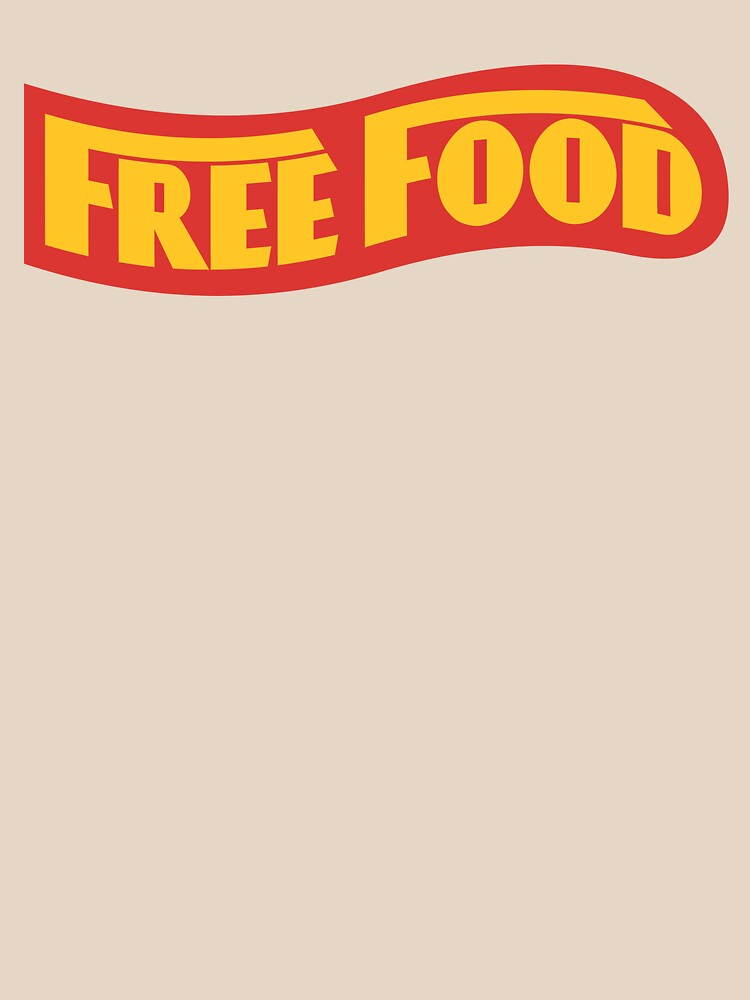 Free Food (general logo) by jacknjellify