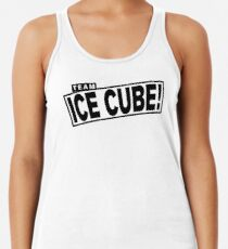 Team Ice Cube! (general logo) Racerback Tank Top
