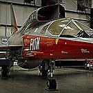 YF-107A by Bob Moore