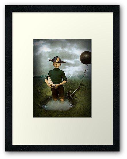 Captain Hero by Catrin Welz-Stein