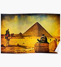 1001 Nights - Tales from Egypt - The Pyramids Poster