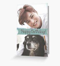 Kai-Geburtstagskarte Grußkarte