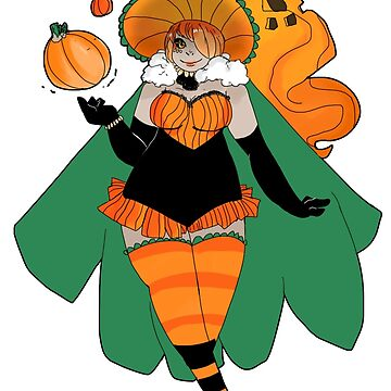 Pumpkin Witch by 02321