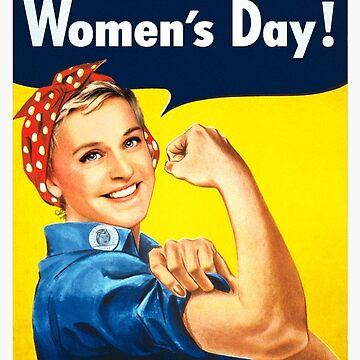 Women Power by fonzyhappydays