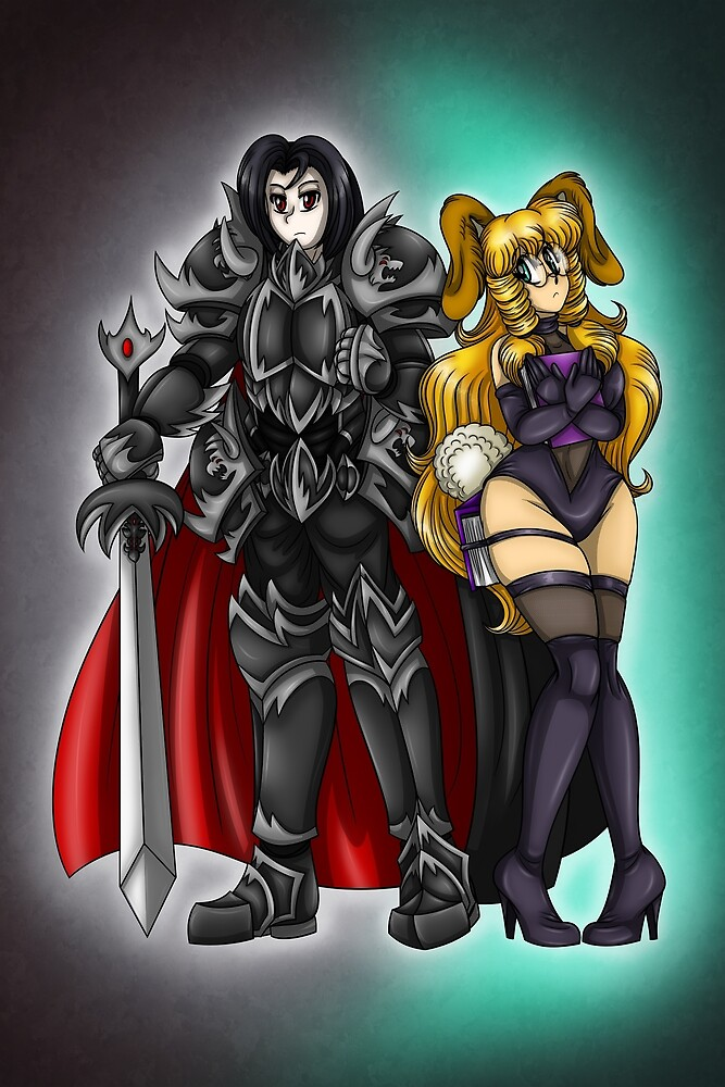 MSF High Baron and Misa by MSFHigh