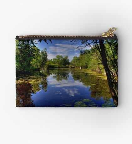 """The Marsh"" Studio Pouch"
