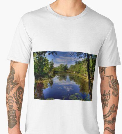 """The Marsh"" Men's Premium T-Shirt"